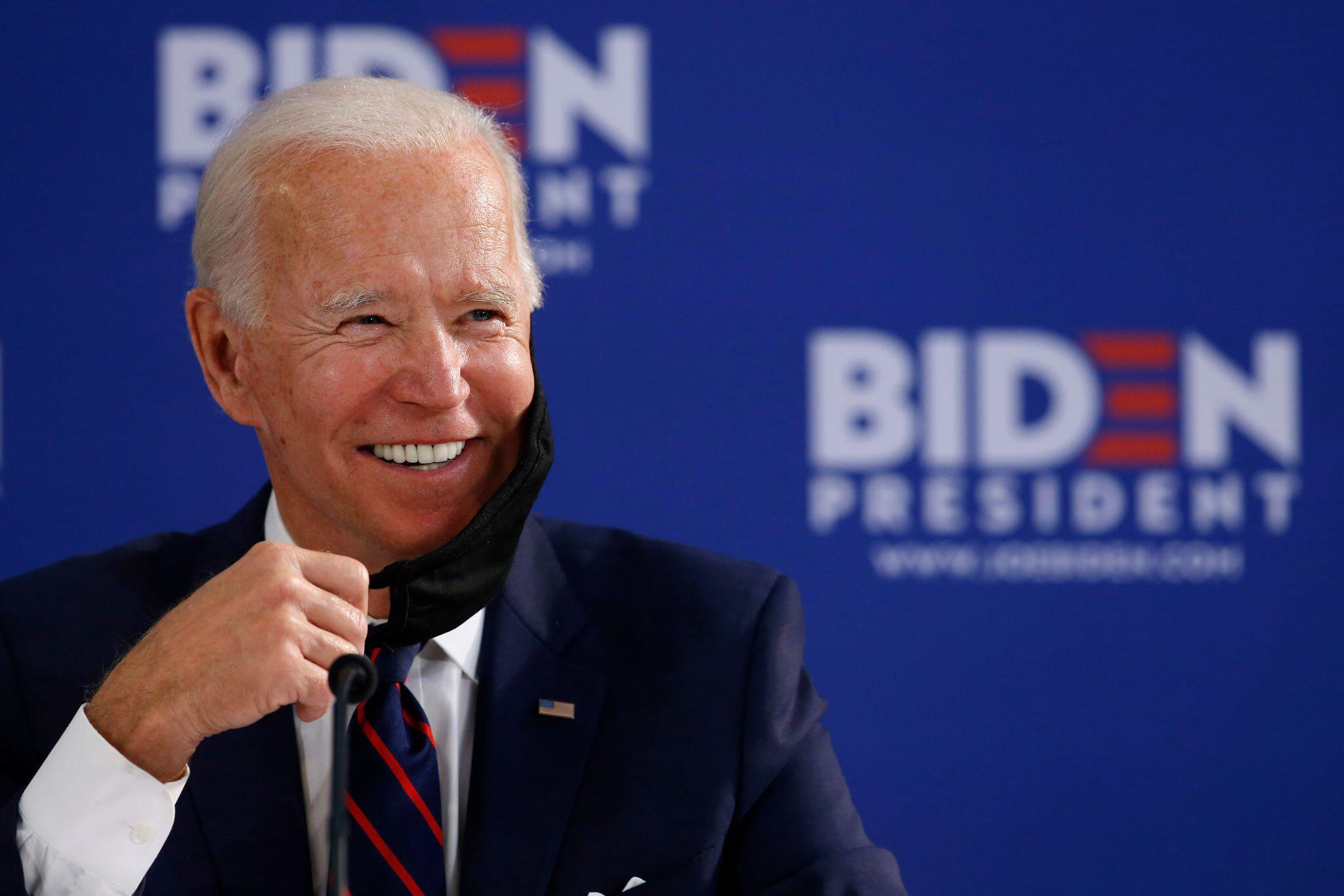 Bild zu Präsidentschaftswahlen in den USA - Biden