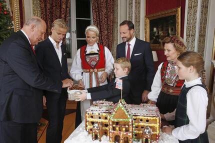 Norwegisches Königshaus