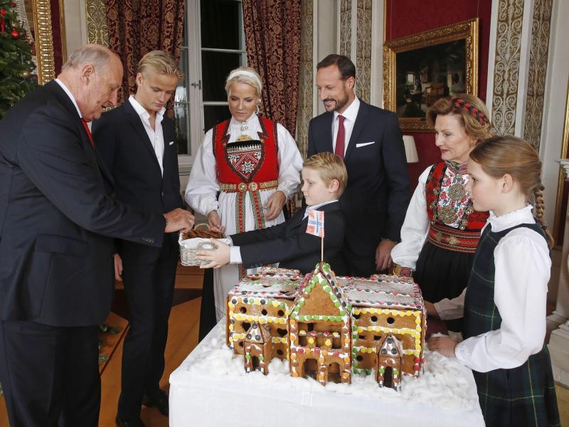 Bild zu Norwegisches Königshaus