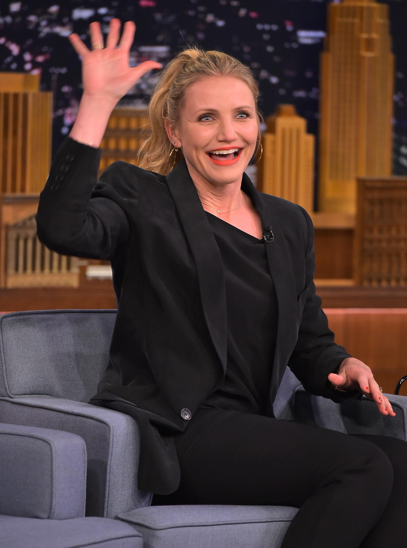 Bild zu Cameron Diaz: Hat sie die Schauspielerei an den Nagel gehängt?
