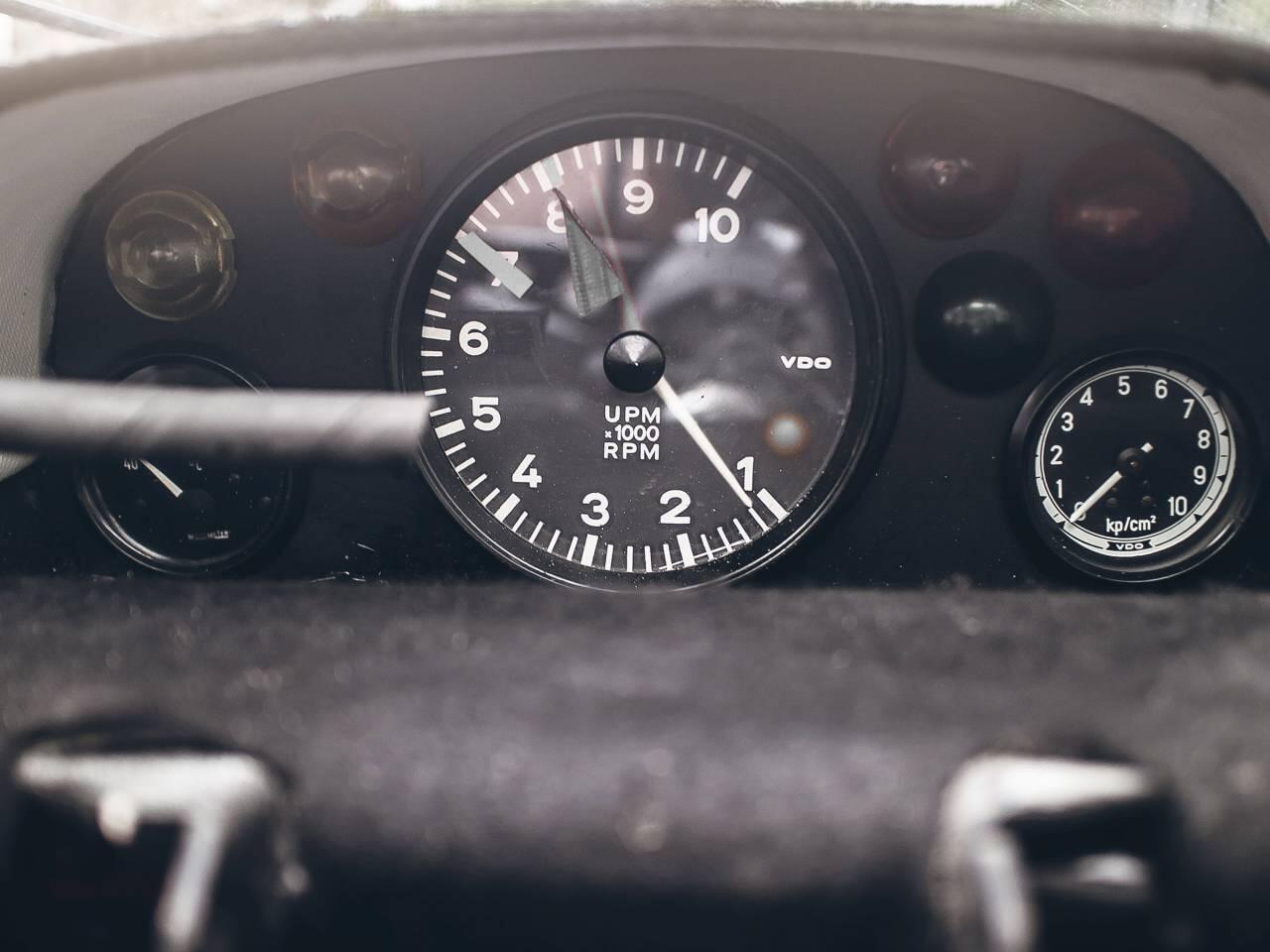 Bild zu Porsche 917-037 Drehzahmesser