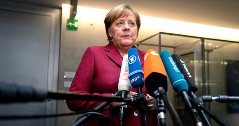 Statement Merkel zu Brexit-Abstimmung