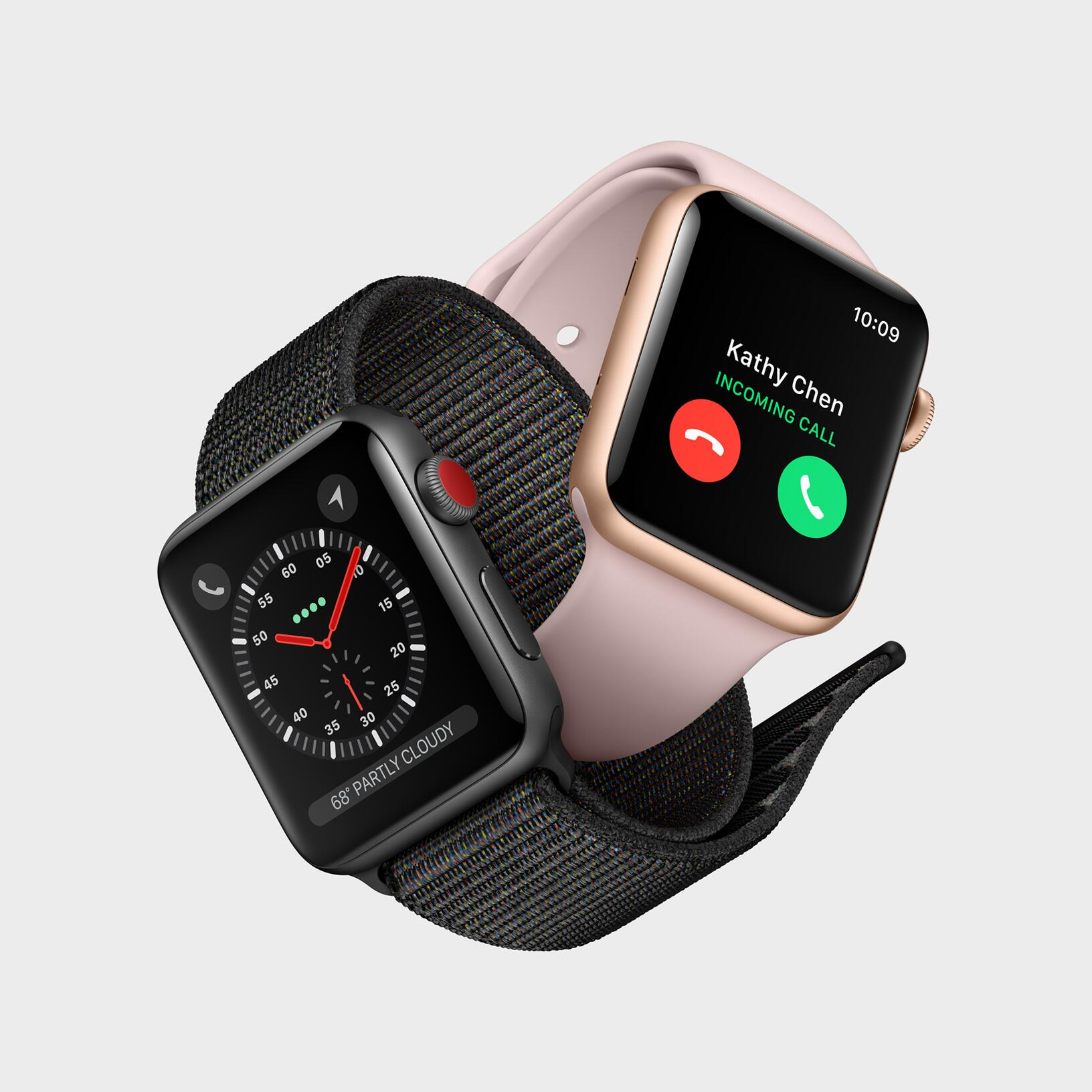 Bild zu Apple Watch Series 3