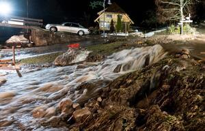 Hochwasser in Menzenschwand