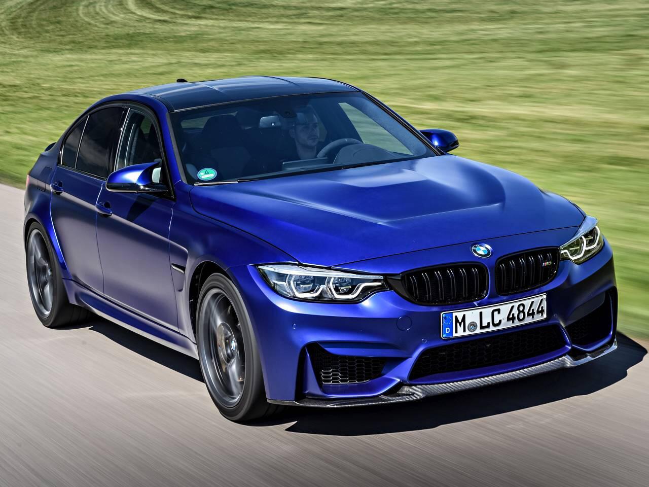 Bild zu BMW M3 CS