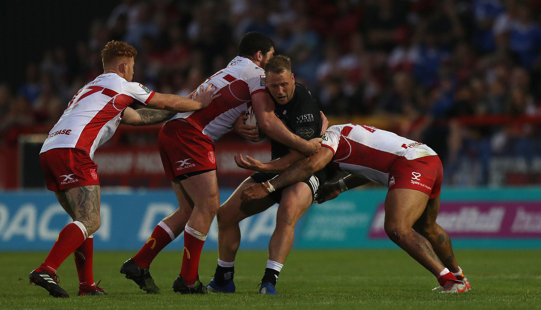 Bild zu Hull Kingston Rovers - Hull FC