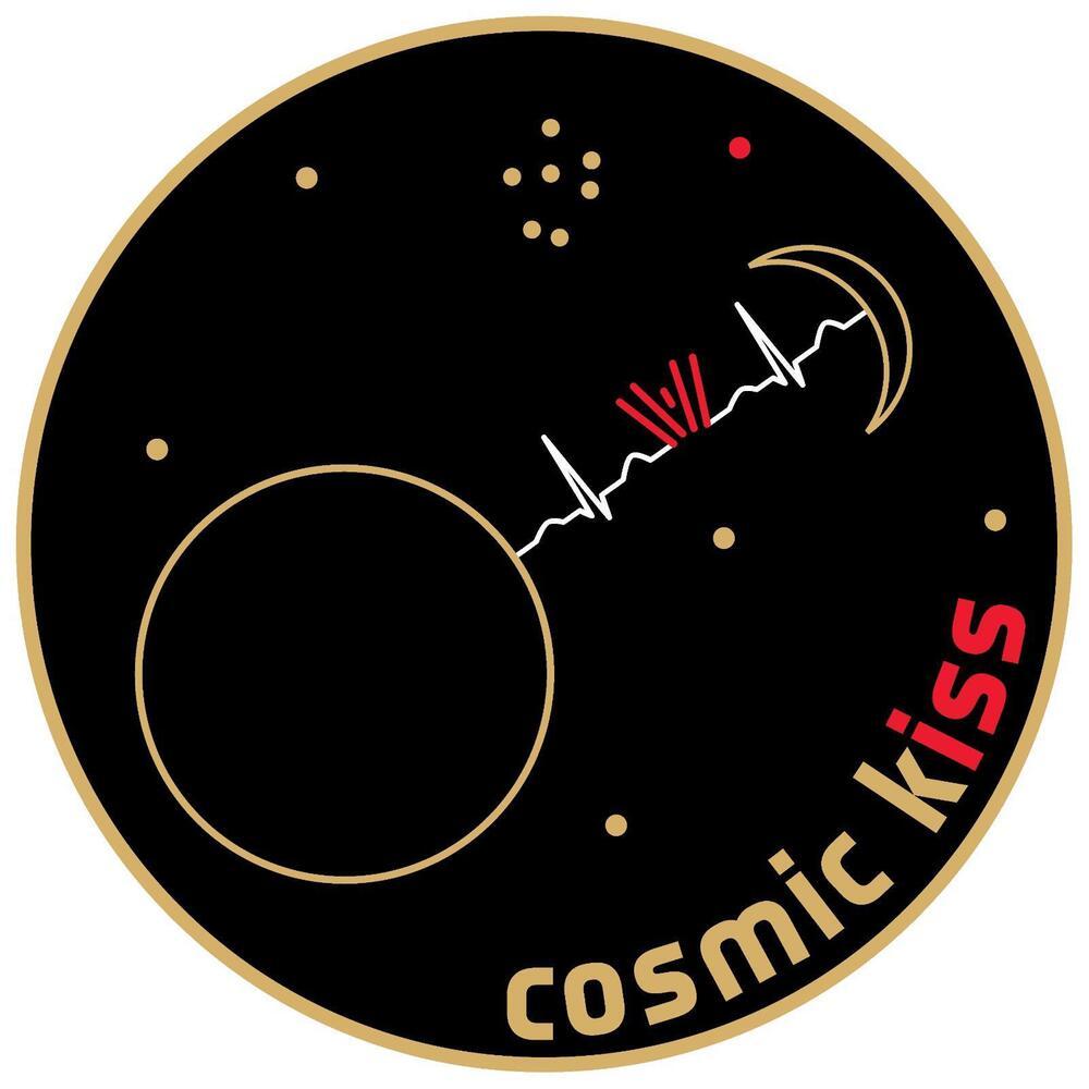 Cosmic Kiss
