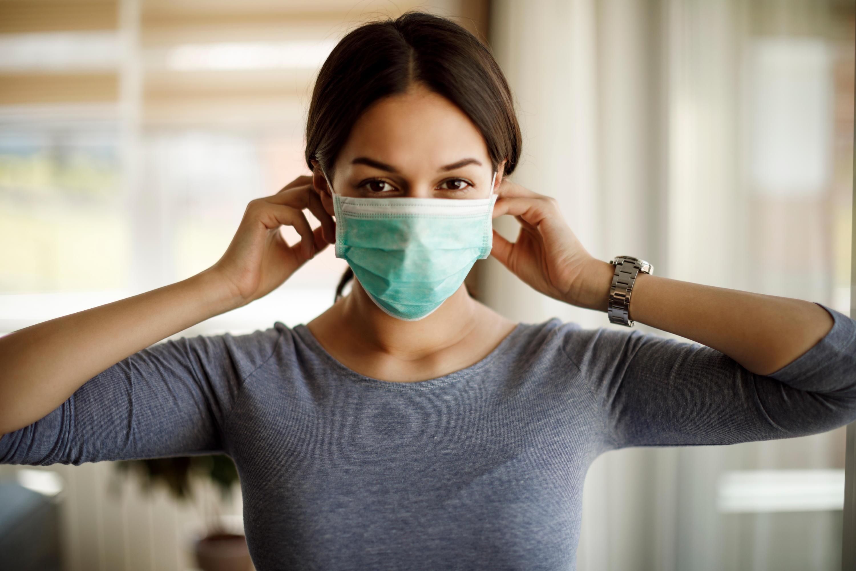 Bild zu Maske, Winter, Mund-Nasen-Schutz, FAQ