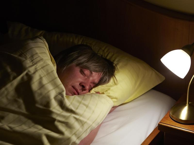 Bild zu Schlaf