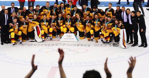 Pyeongchang 2018, Eishockey
