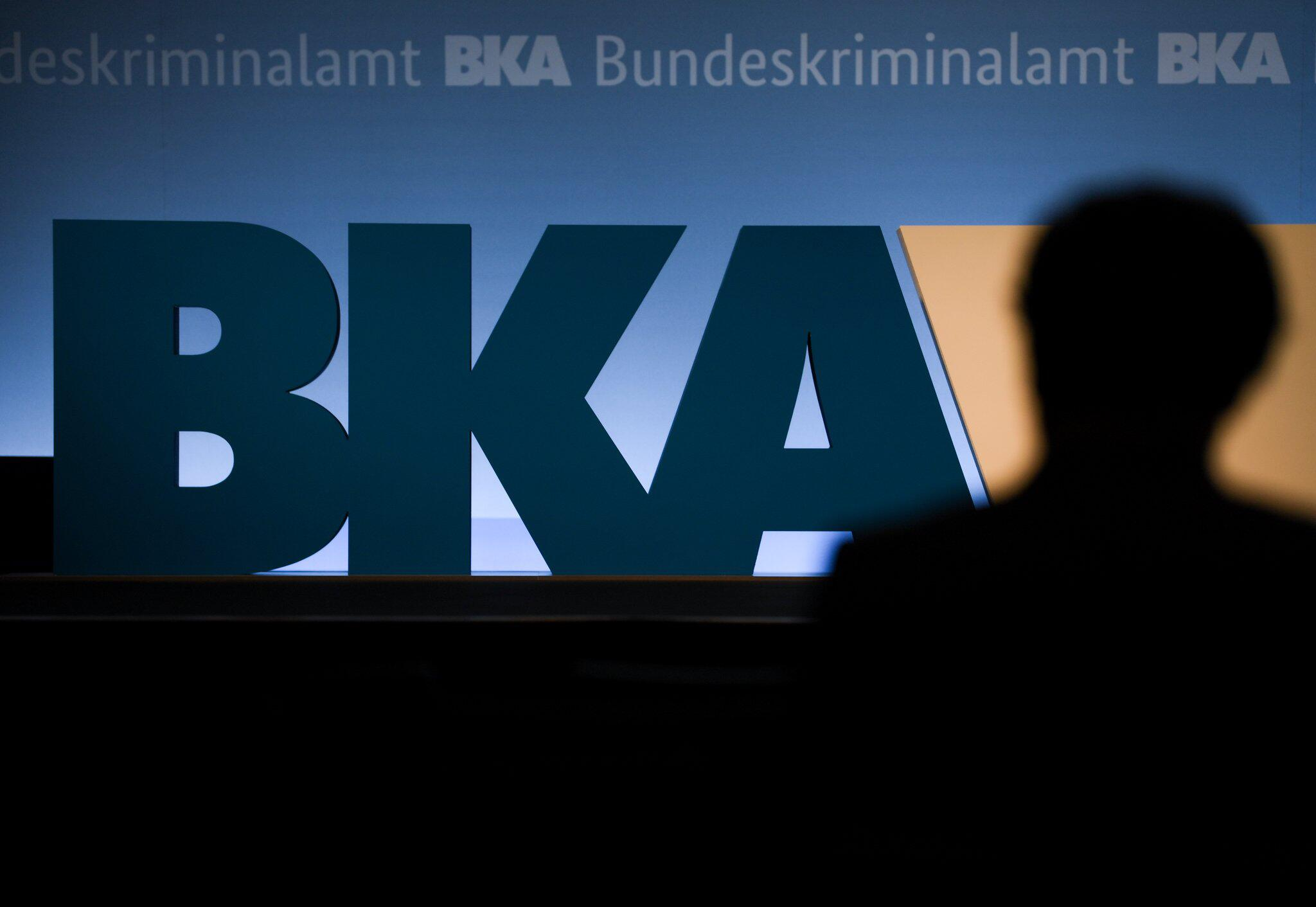 Bild zu Bundeskriminalamt (BKA)