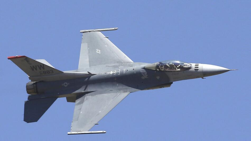 USA will F-16 Kampfjets an Taiwan verkaufen
