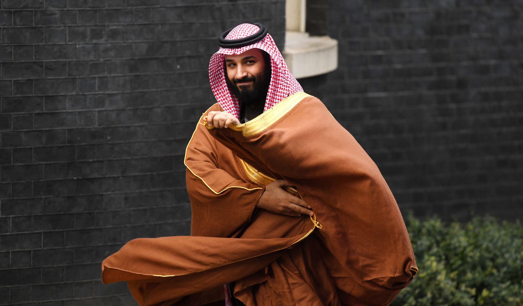 Bild zu Saudischer Kronprinz Mohammed bin Salman