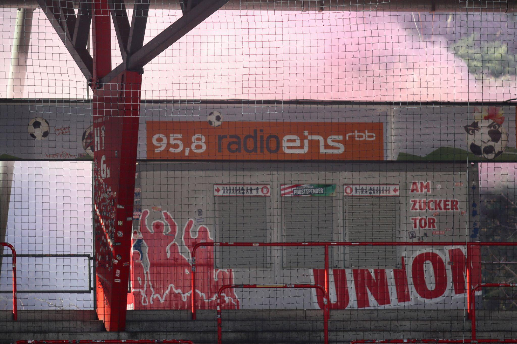 Bild zu 1. FC Union Berlin - Hertha BSC