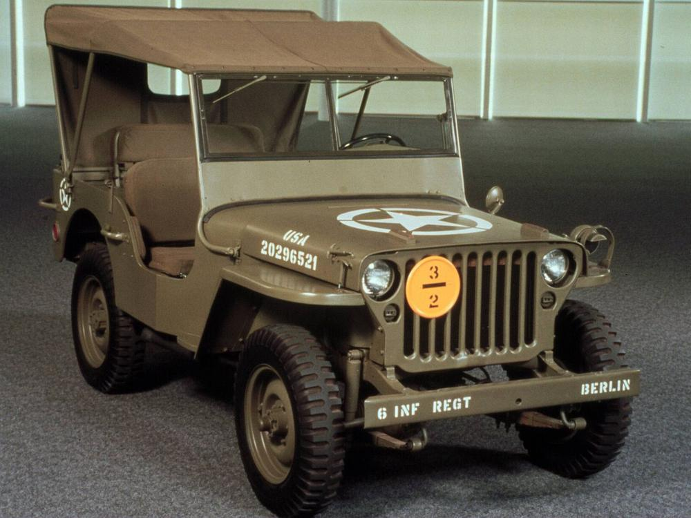Bild zu Jeep Willys MB