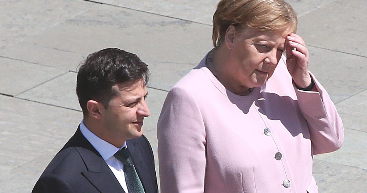 Merkel Gesundheitszustand