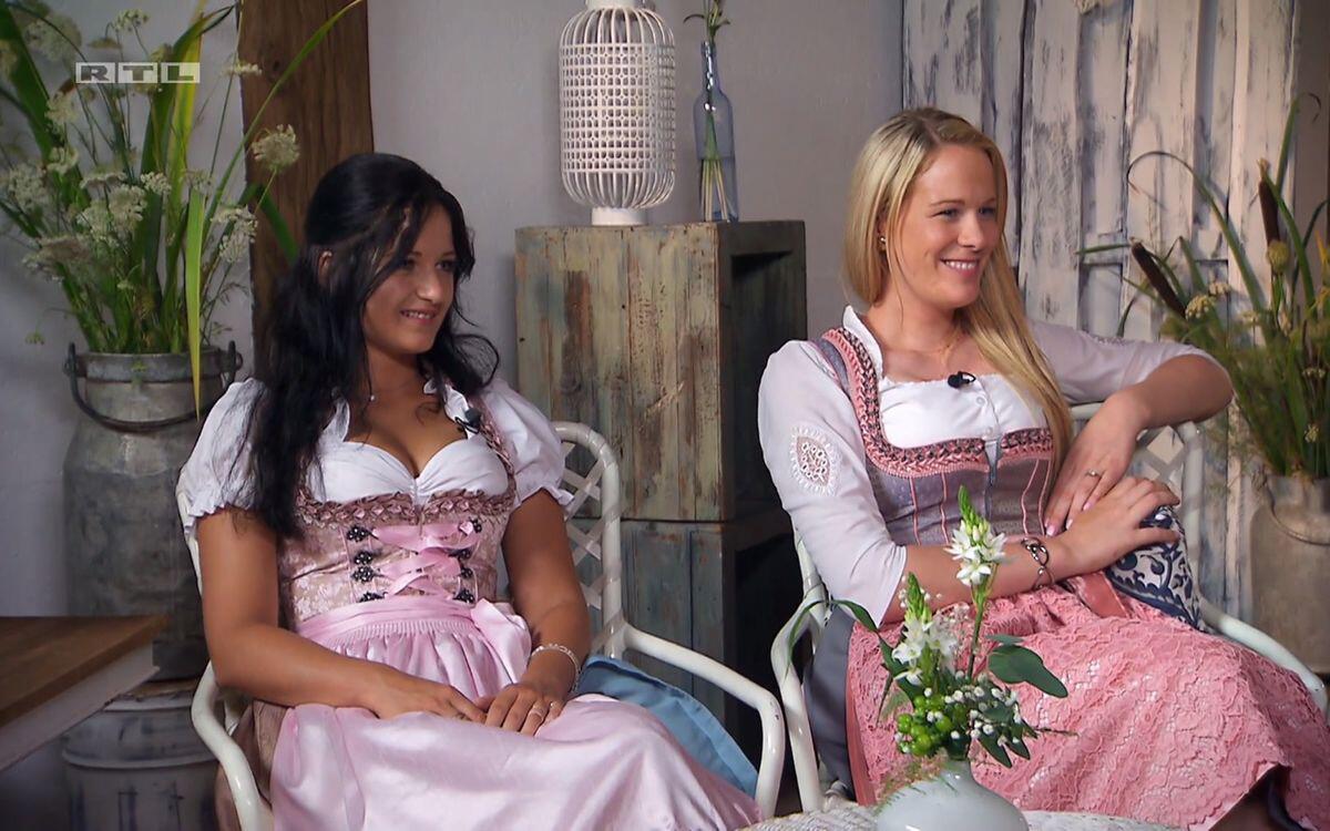 Bild zu Bauer sucht Frau, Kuppelshow, RTL, Inka Bause, Scheunenfest