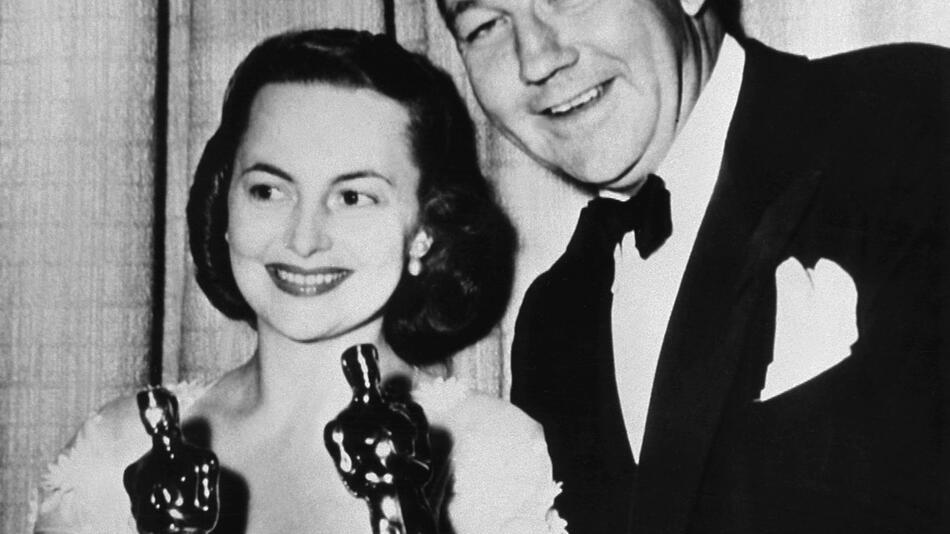 Olivia de Havilland gestorben