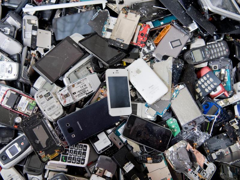 Bild zu Elektroschrott belastet Umwelt