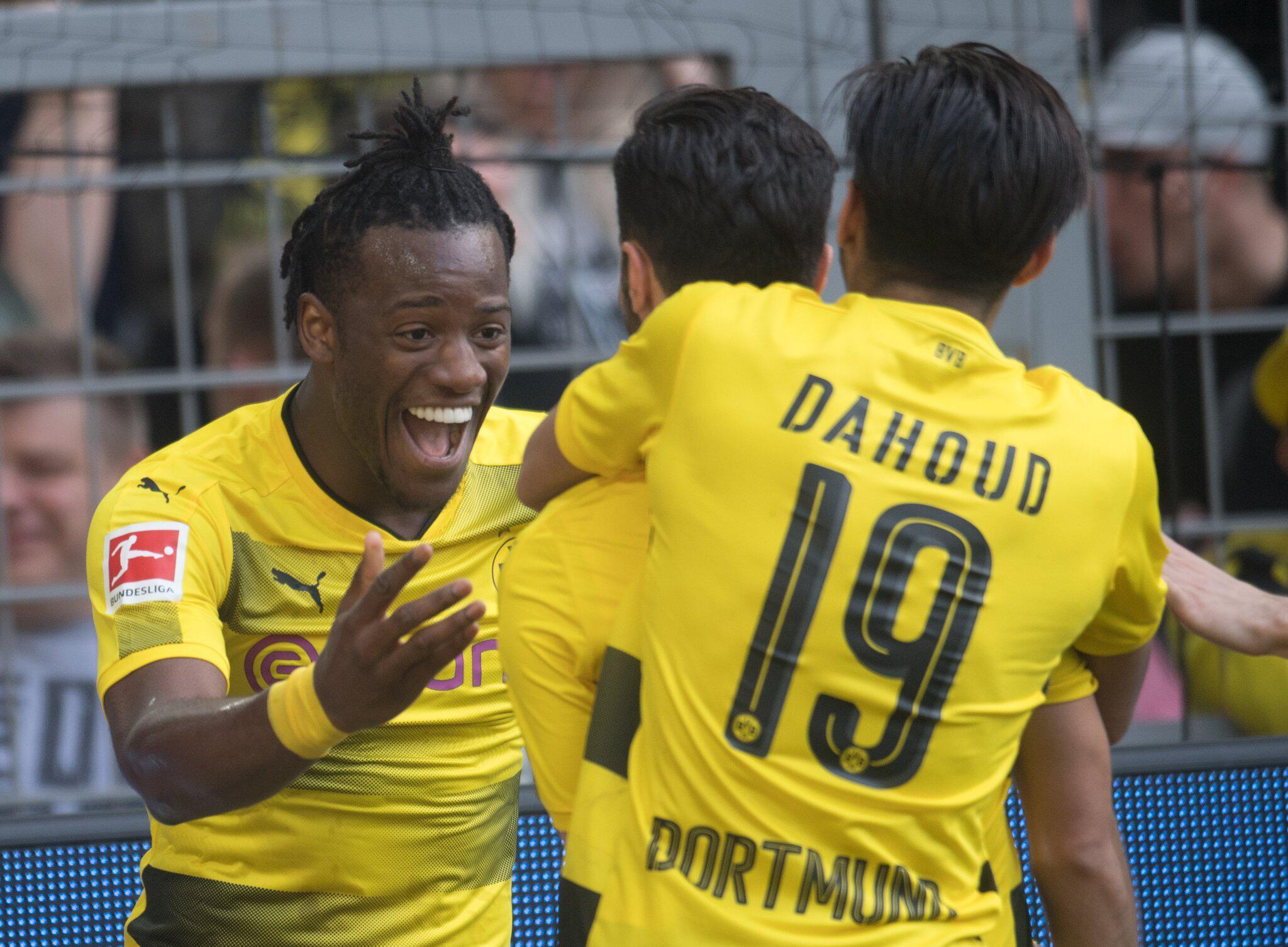Bild zu Borussia Dortmund, VfB Stuttgart