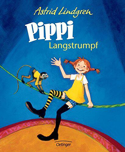 Bild zu Weihnachten, Geschenke, Pippi Langstrumpf, Kind