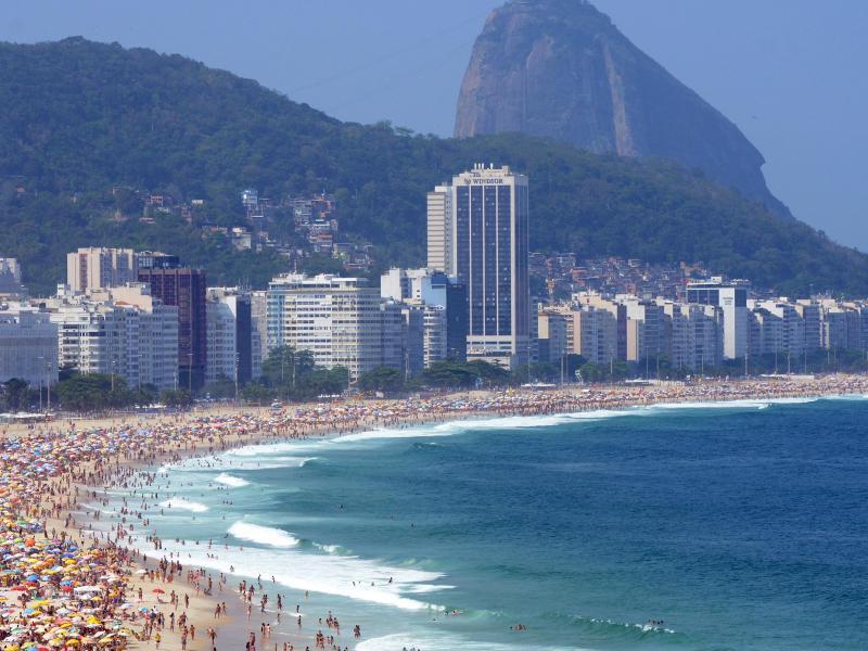 Bild zu Rio de Janeiro als Reiseziel