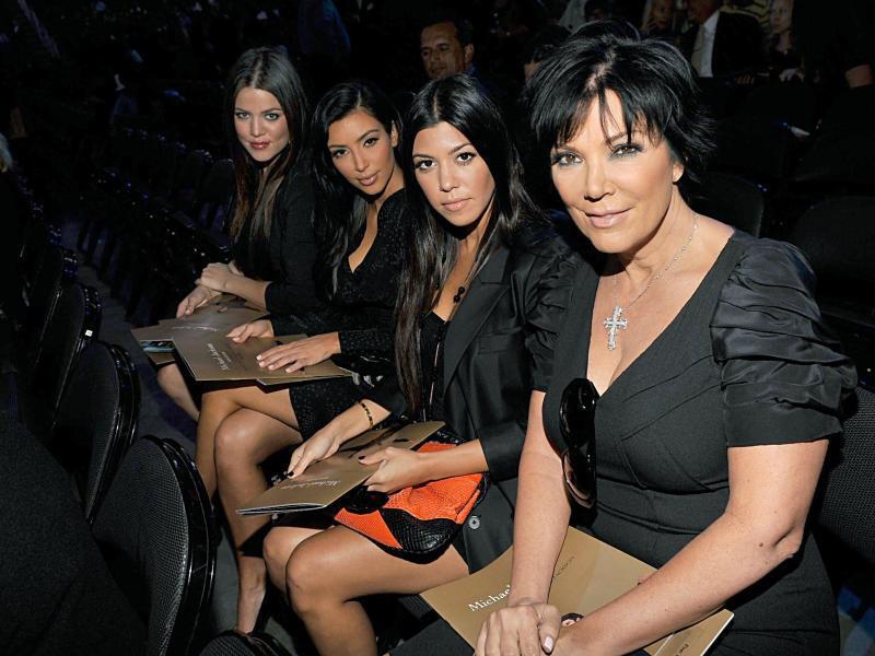 Bild zu Kardashians und Jenners