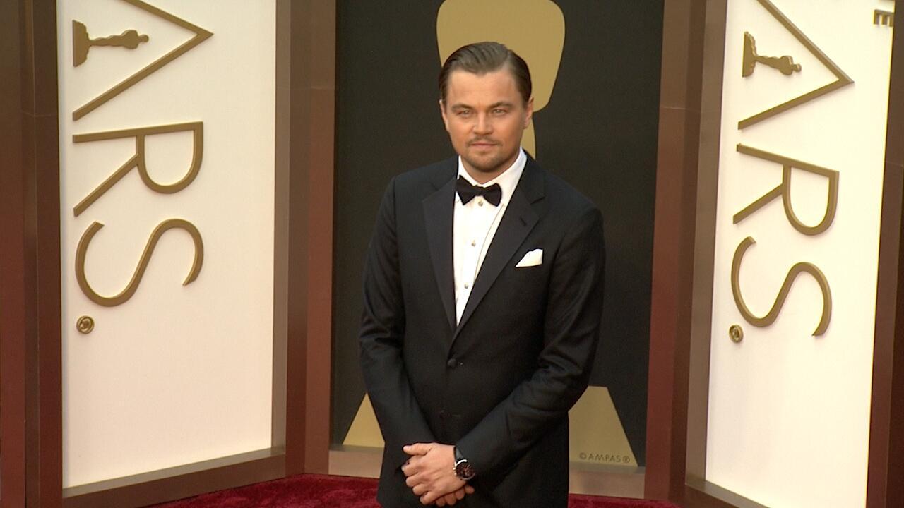 Bild zu Leonardo DiCaprio soll wieder Single sein
