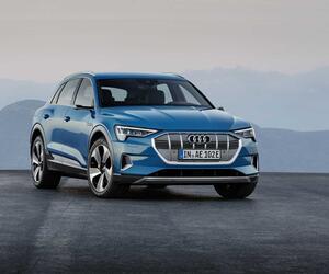 Der neue Audi e-tron: So edel ist das vollelektrisches Oberklasse-SUV