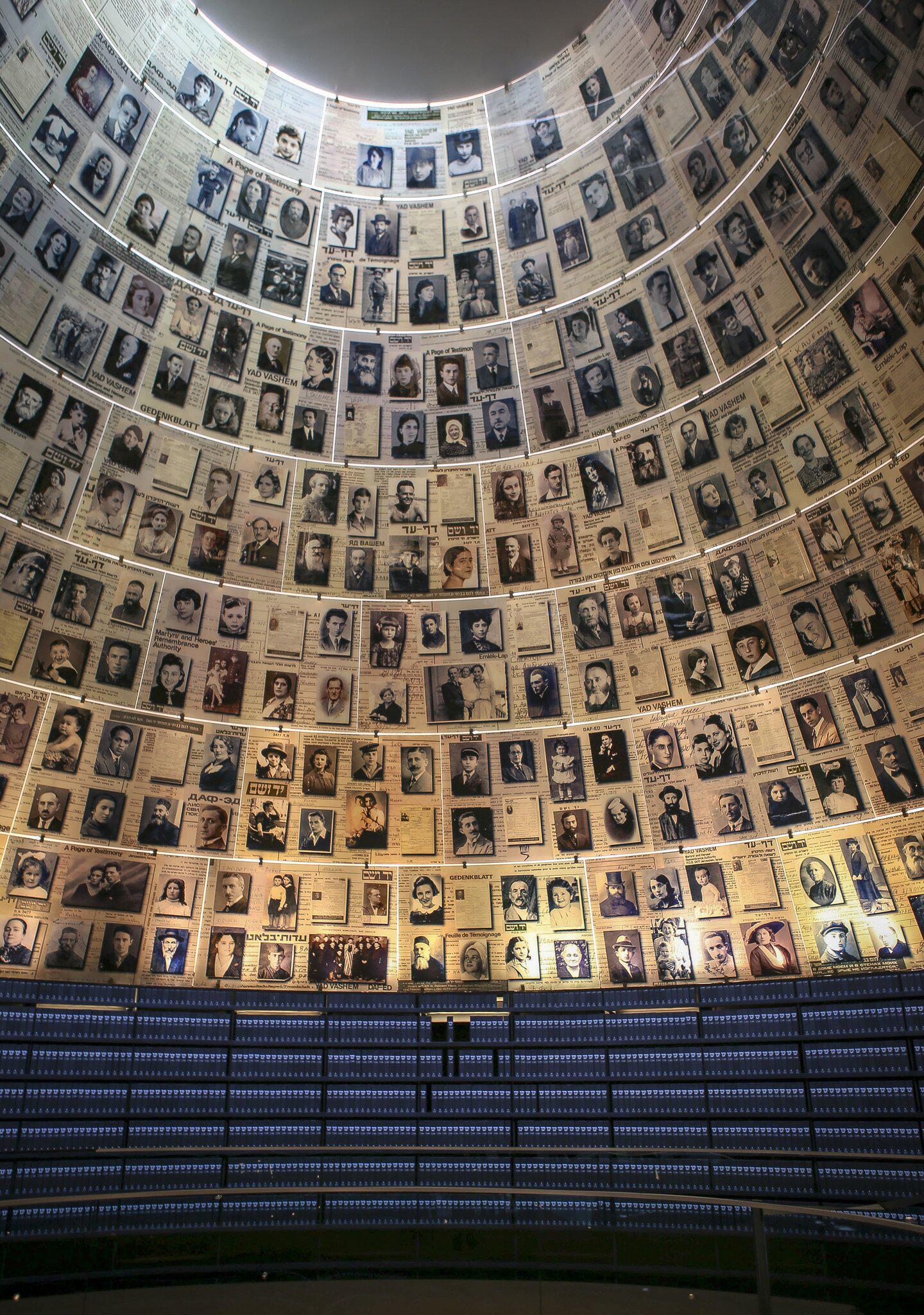 Bild zu Holocaust-Gedenkstätte Yad Vashem in Jerusalem