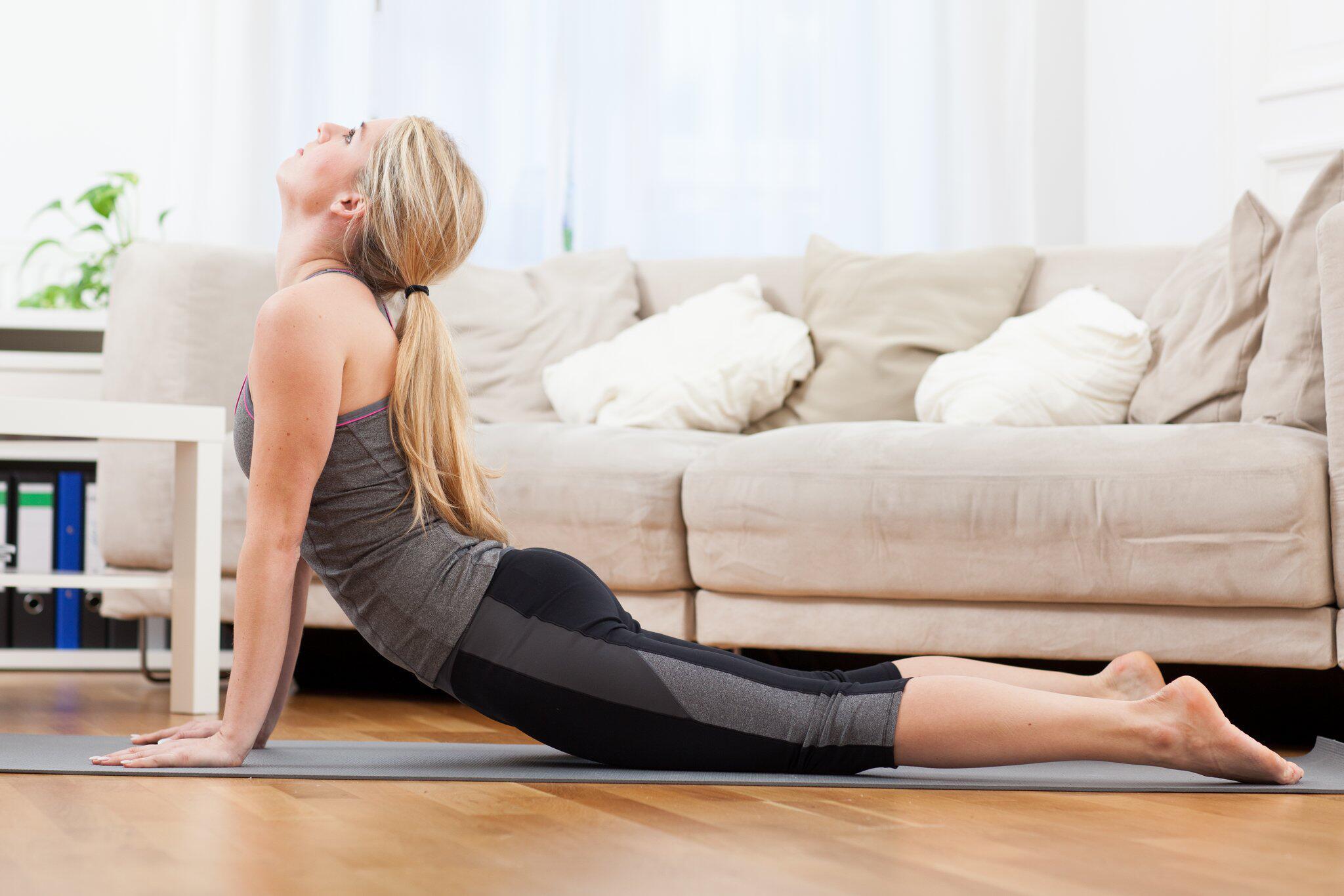 Bild zu Spirituell bis «westlich»:Welcher Yoga-Stil passt zu mir?