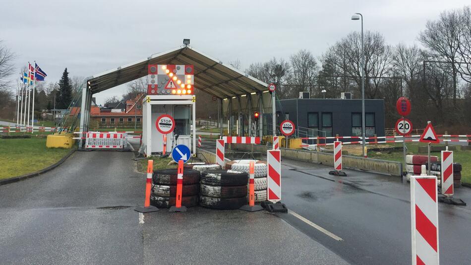 Coronavirus - Dänemark hat Grenze geschlossen