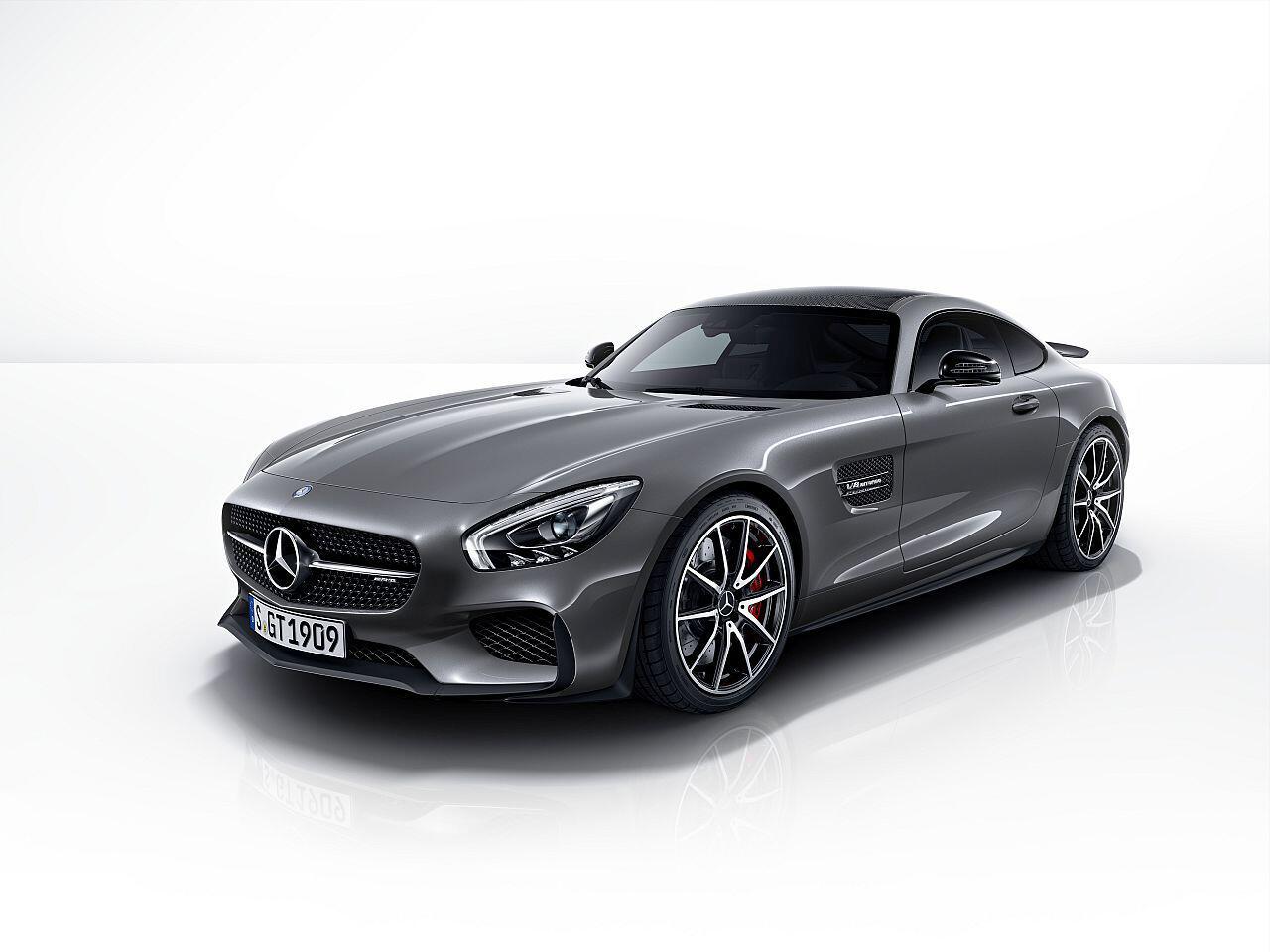Bild zu Mercedes AMG GT S Edition One