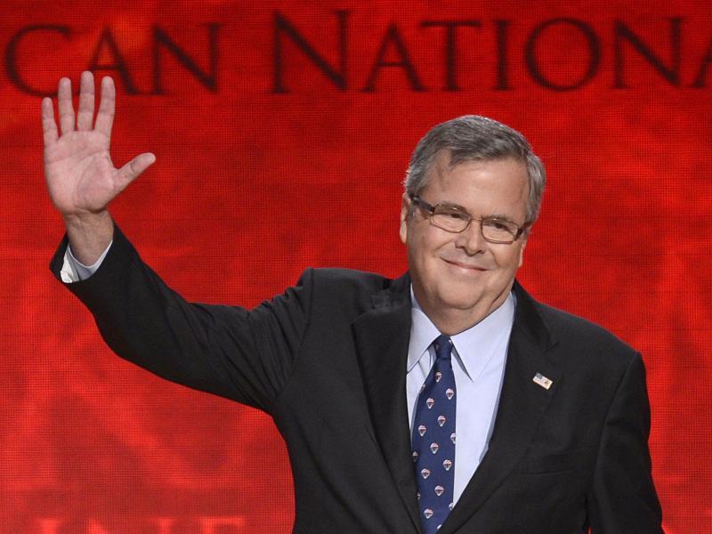 Bild zu Jeb Bush