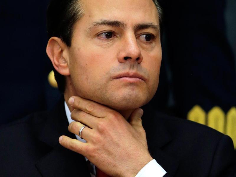 Bild zu Enrique Peña Nieto
