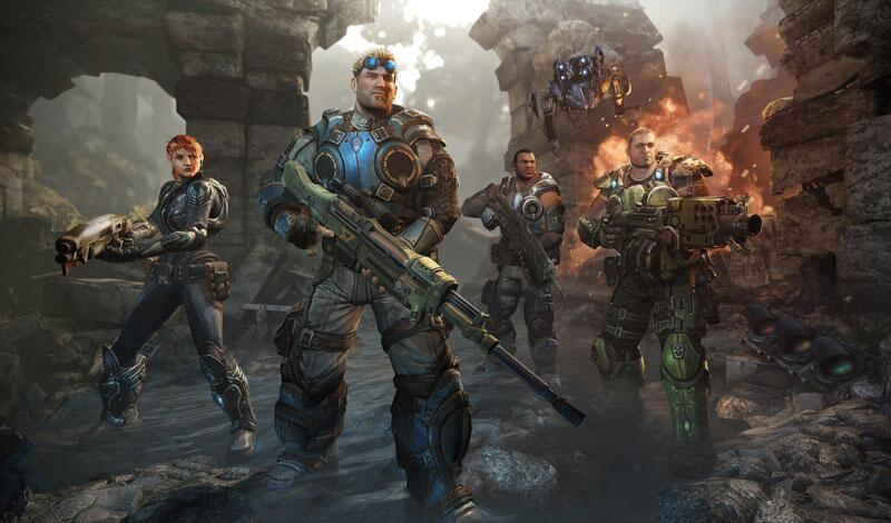 Bild zu Gears of War: Judgment
