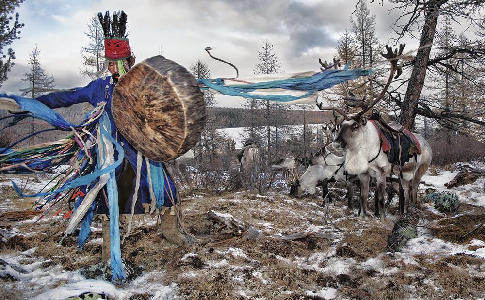 Bild zu Mongolei