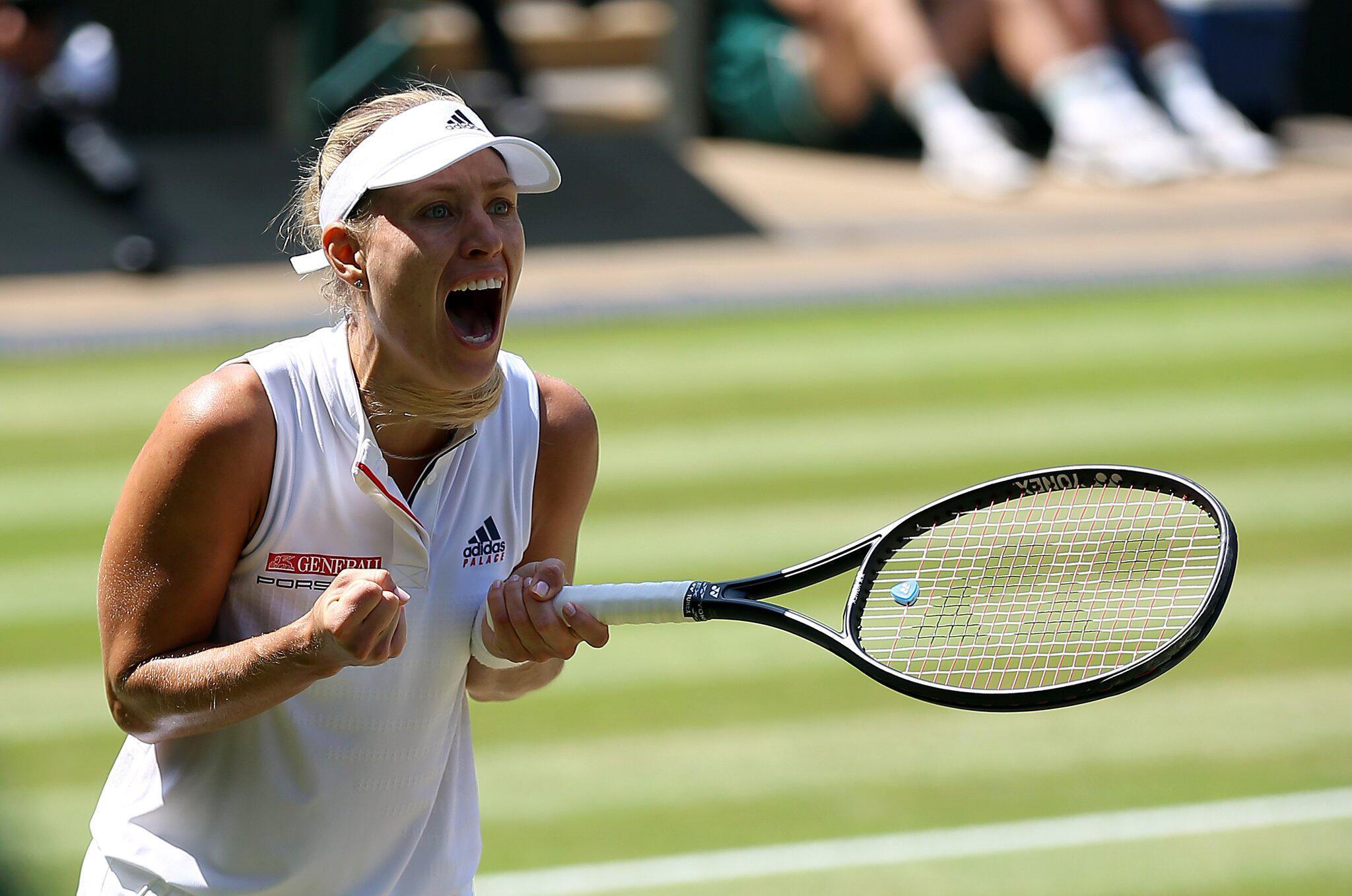 Bild zu Wimbledon 2018, Angelique Kerber