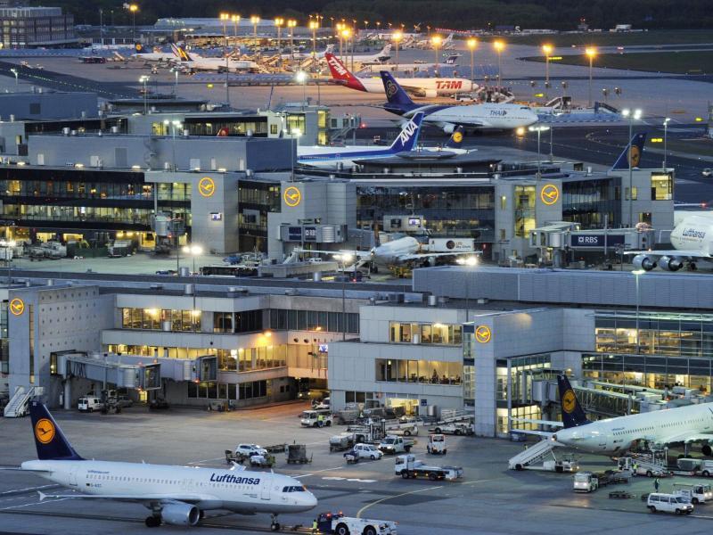 Bild zu Flughafen Frankfurt