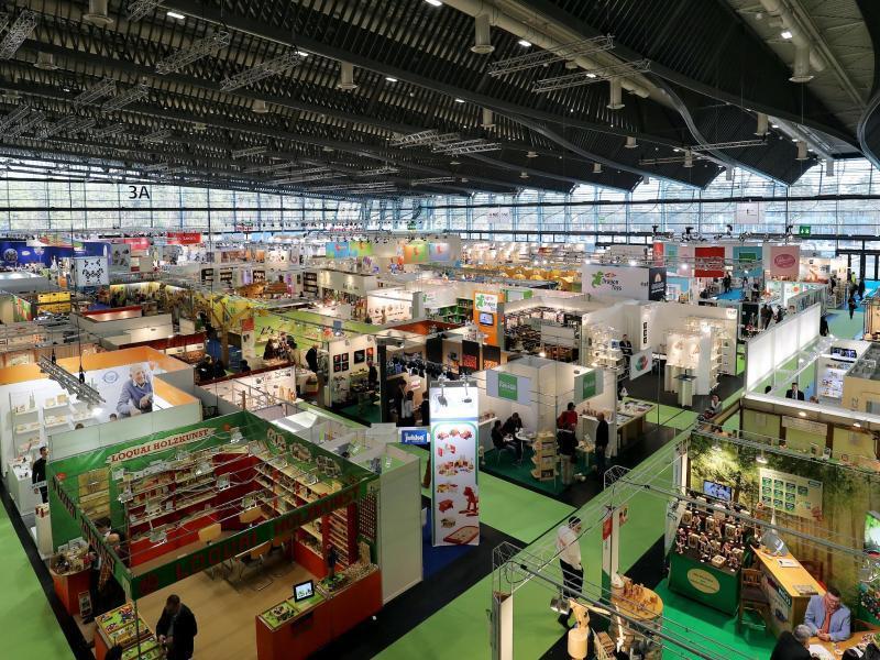 Bild zu Spielwarenmesse Nürnberg