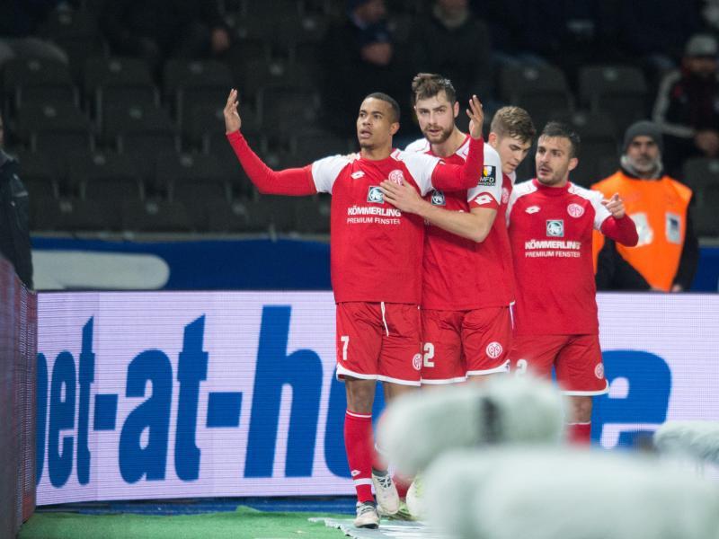 Bild zu Hertha BSC - FSV Mainz 05