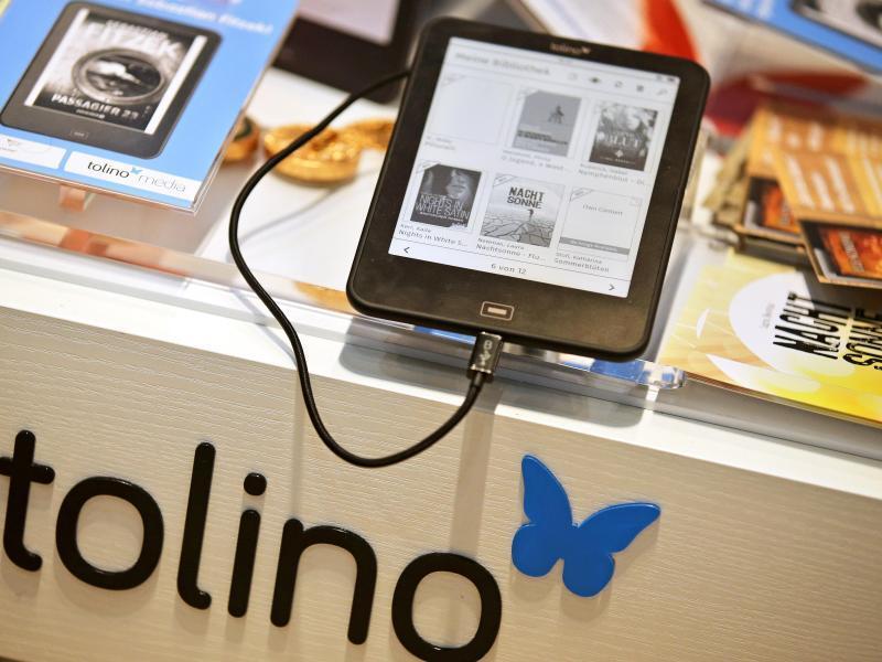Bild zu E-Book-Reader