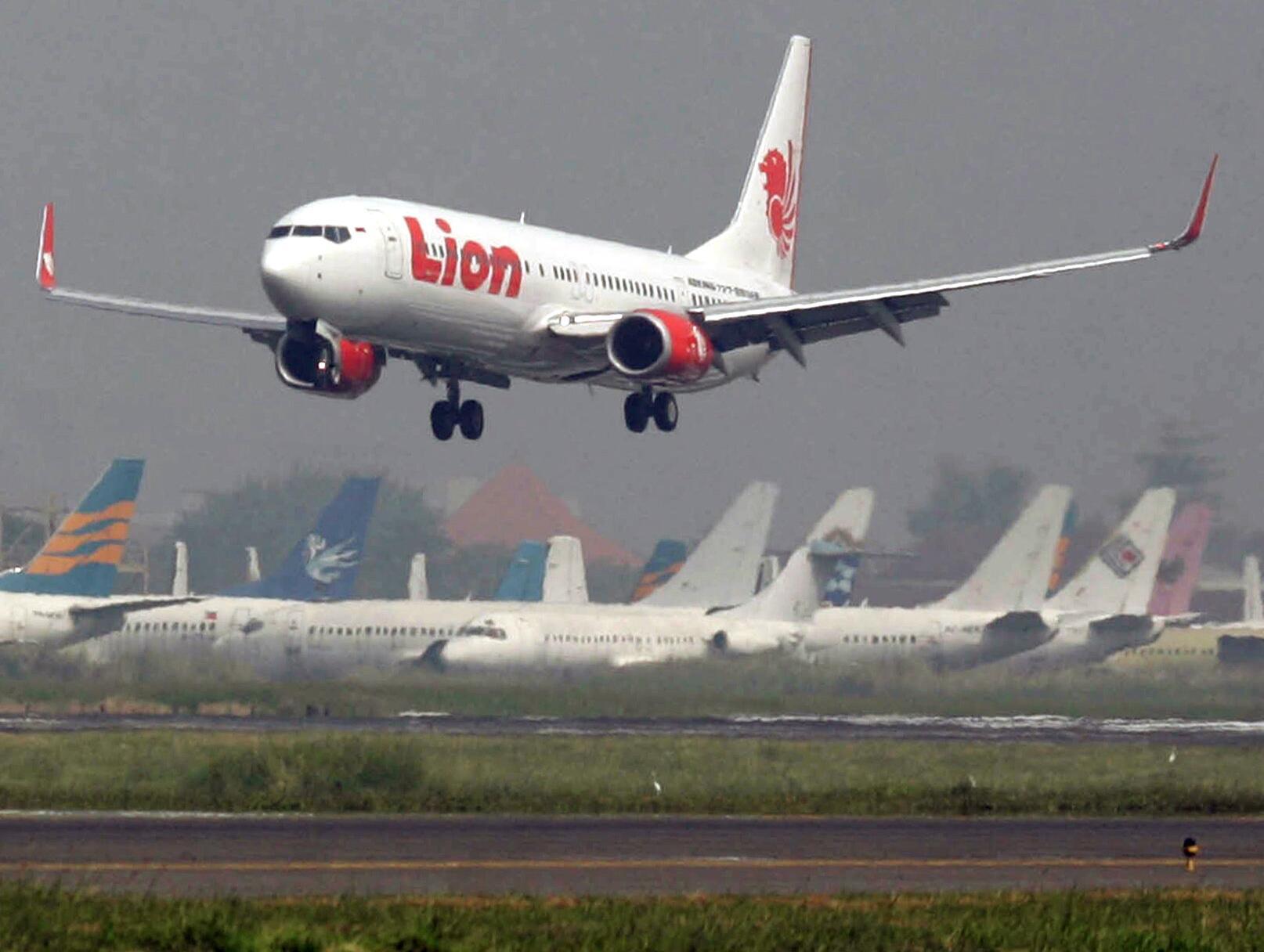 Bild zu Lion-Air-Piloten kämpften verzweifelt gegen Absturz