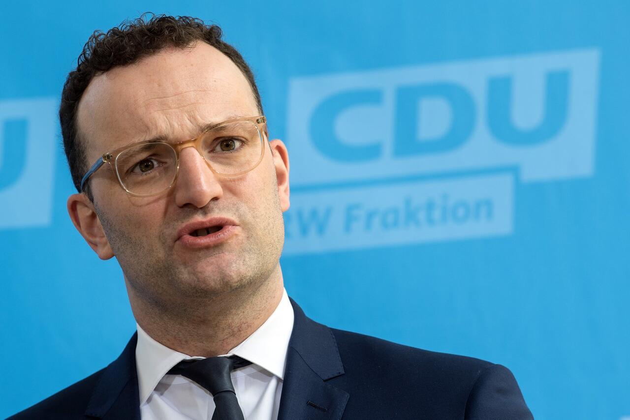 Bild zu Federal Health Minister Jens Spahn (CDU)