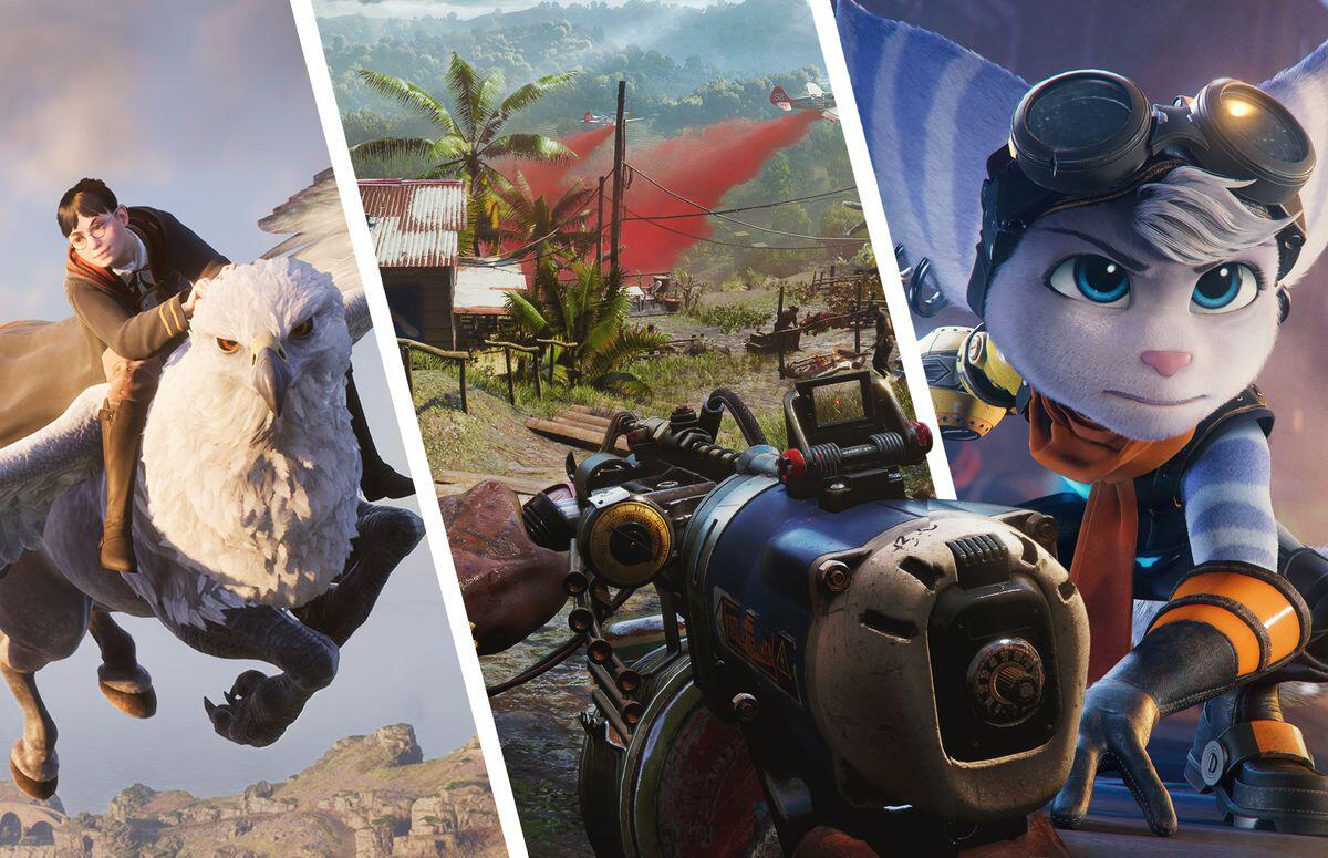 Bild zu Games, 2021, Highlights, Horizon, Halo, Zelda, Far Cry, Resident, PS4. PS5, Xbox, PC, Switch