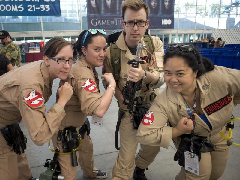Bild zu Comic-Con