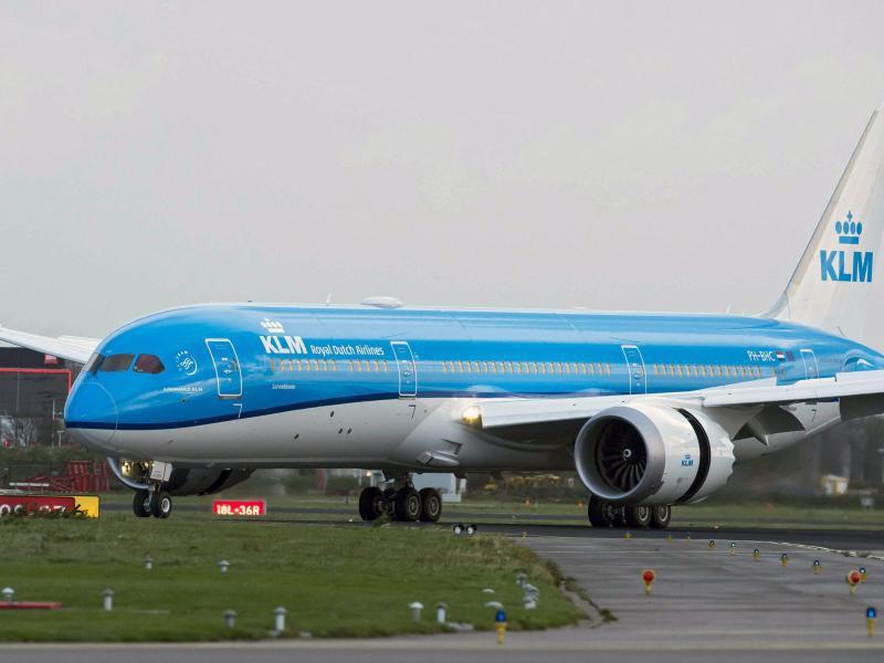 Bild zu KLM Airlines
