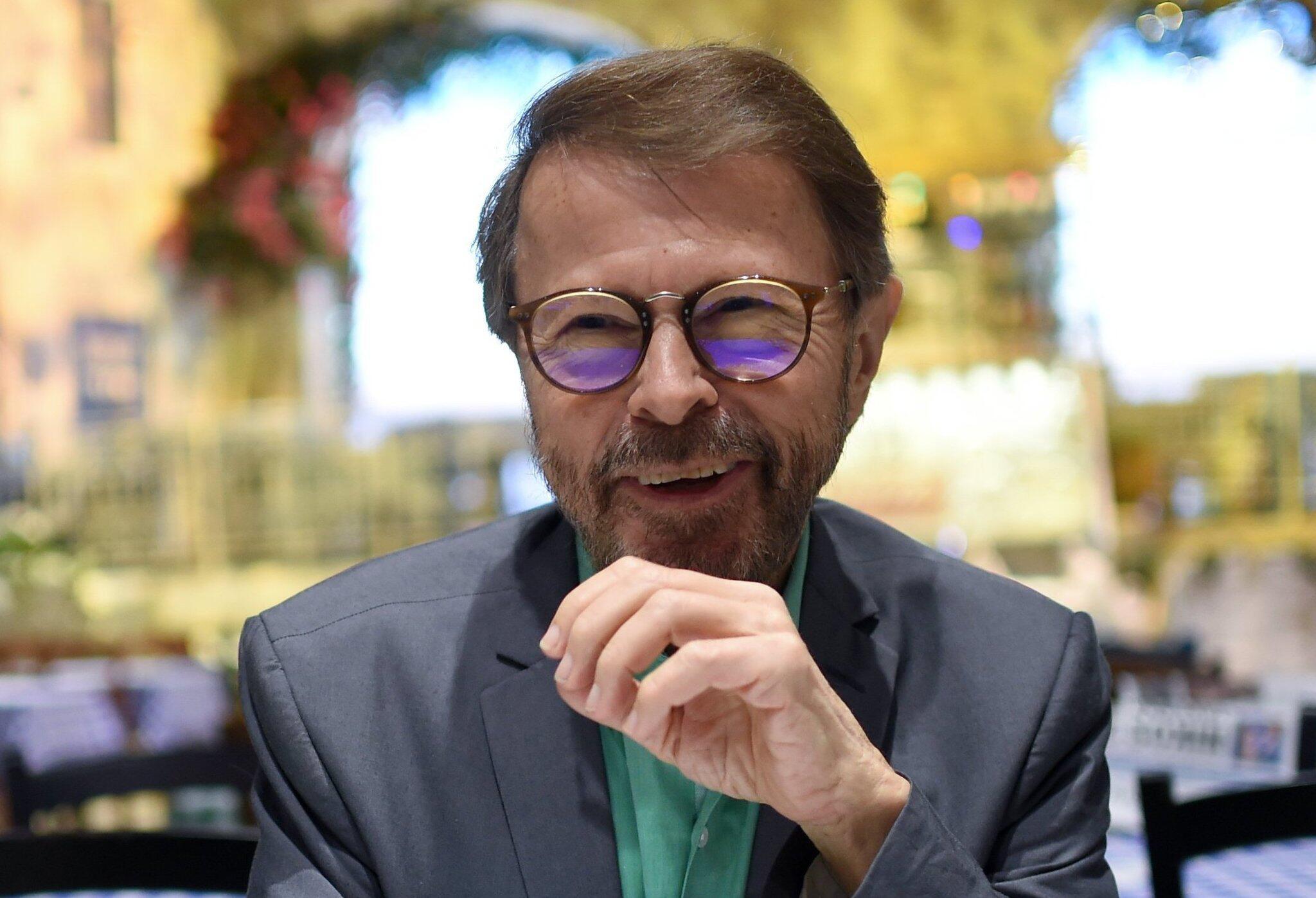 Bild zu Sänger Björn Ulvaeus
