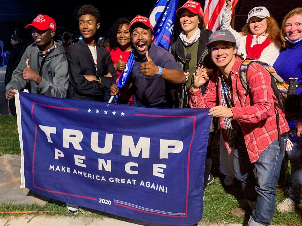 Nach positivem Coronatest bei US-Präsident Trump
