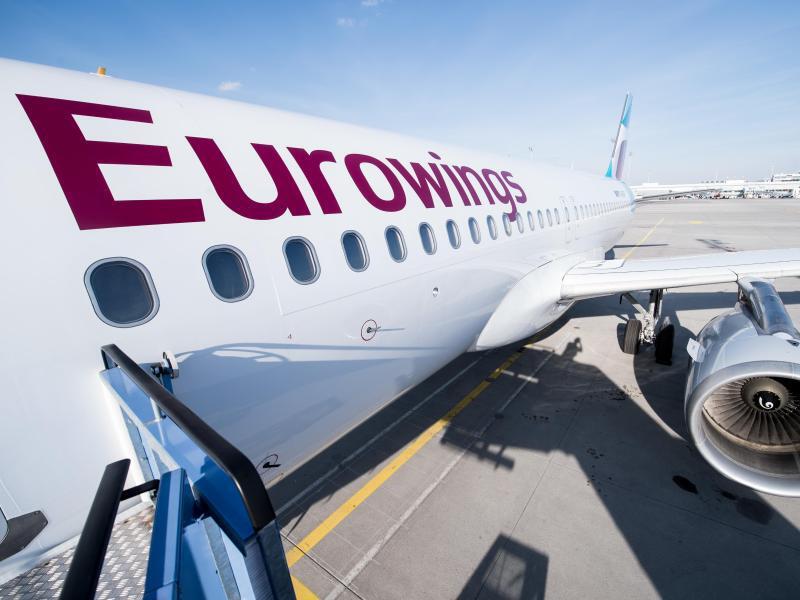 Bild zu Neue Routen von Eurowings
